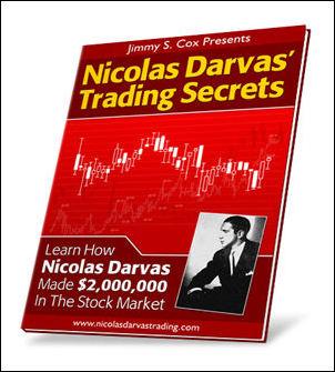 """Книга """"Торговые секреты"""" от Николаса Дарваса"""