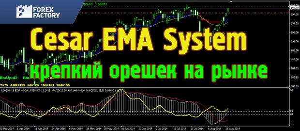 Cesar EMA System - крепкий орешек