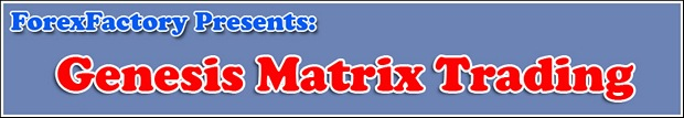 Система Genesis Matrix Trading