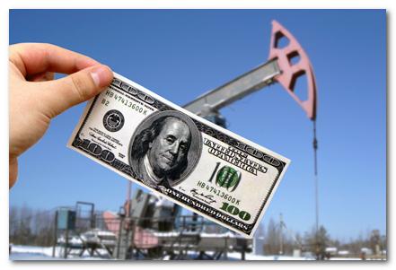 Рост доллара и цена на нефть