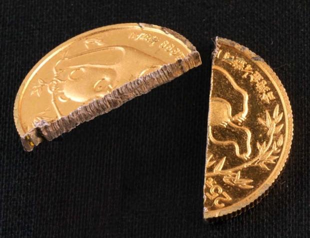 Фальшивая монета