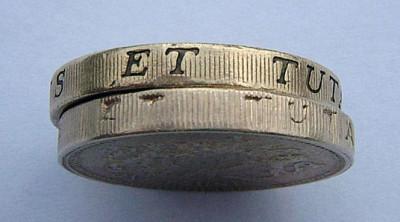 Гурт - ребро монеты
