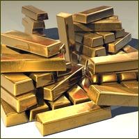 Падение золота