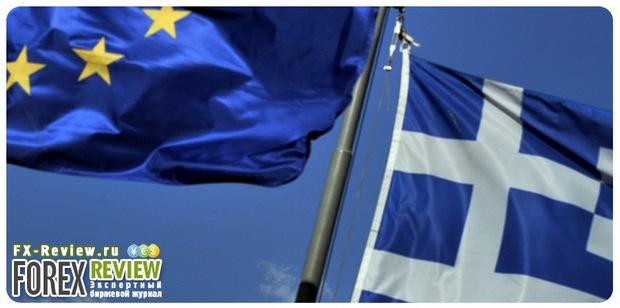 Жаркое греческое лето
