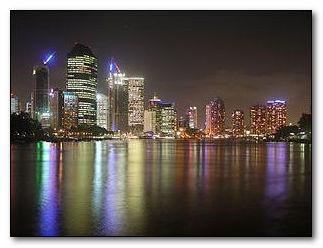 Город Brisbane