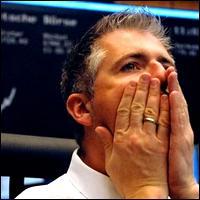 Рынок акций падает