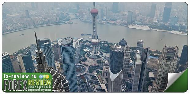 Темп роста экономики Китая