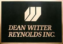 Dean Witter Reynolds INC