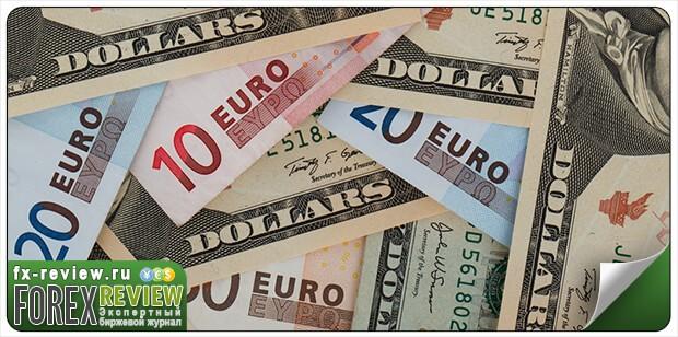 Сокращение производства Еврозоны