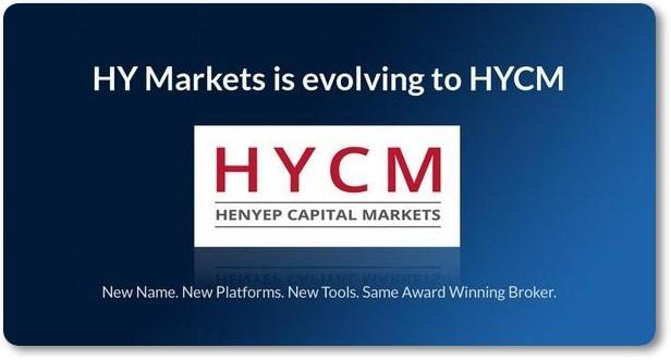 HYCM ребрендинг