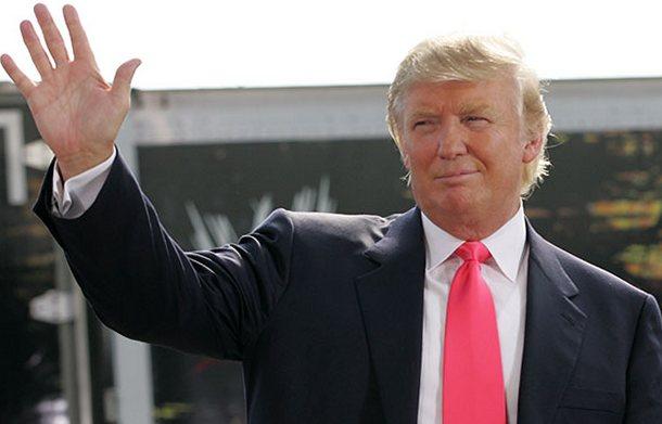 Дональд Трамп: новый президент США